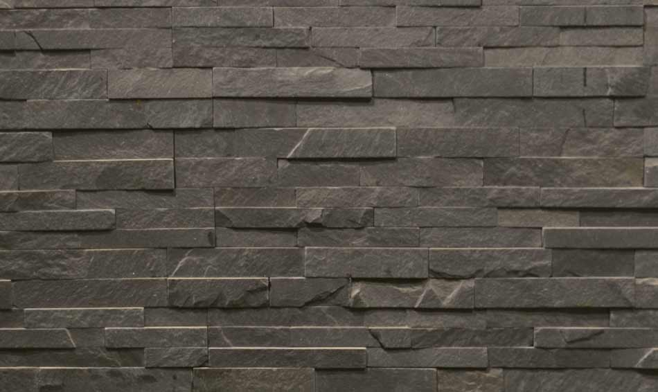 Slate Stone Elevation : Decorative stone wall panel for interior exterior home
