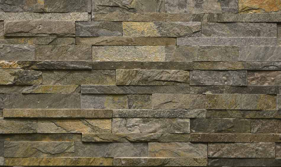 Decorative stone wall panel for interior exterior home ...