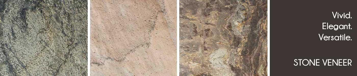 Stone Veneer Elevation : Thin flexible natural stone veneer sheets and