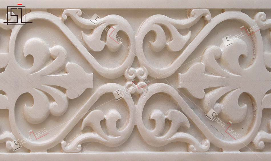 Stone Engraving Or Stone Carving Designs For Interior