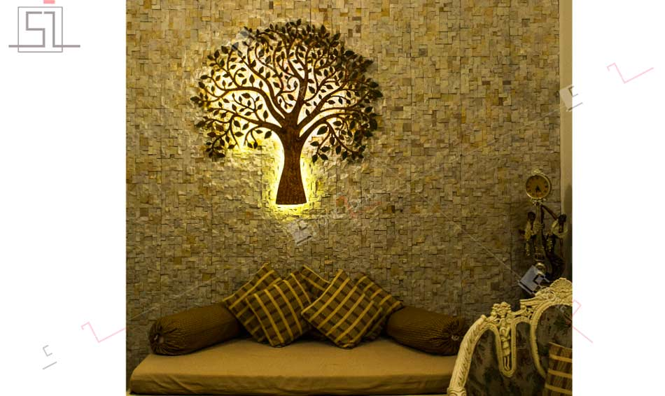 Decor Ideas For Large Wall