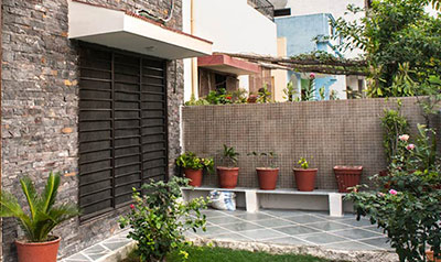 Application Of Natural Stone On Interior Exterior Walls floor