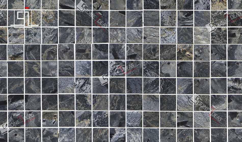 Natural Stone Wall Mosaic For Wall Cladding Stone Ideas
