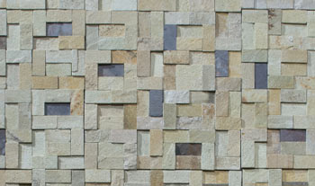 interior wall cladding mosaic