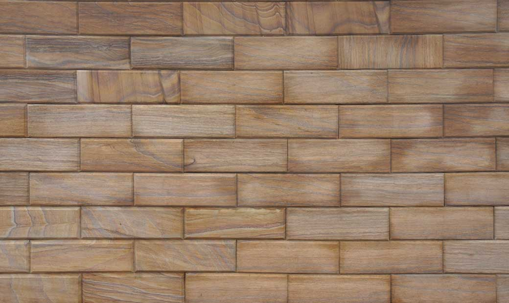Wood Texture For Elevation : Natural stone wall planks tiles for interior exterior